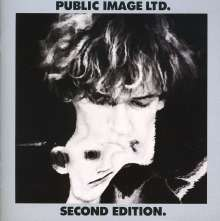 Public Image Limited (P.I.L.): Second Edition, CD