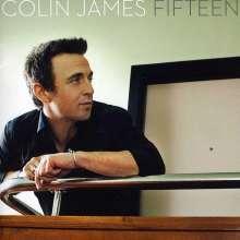 Colin James: Fifteen, CD