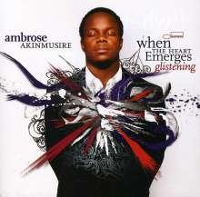 Ambrose Akinmusire (geb. 1982): When The Heart Emerges Glistening, CD
