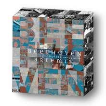 Ludwig van Beethoven (1770-1827): Sämtliche Streichquartette (Artemis Quartett), 7 CDs