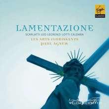 Les Arts Florissants a cappella - Lamentazione, CD