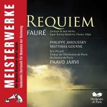 "Gabriel Faure (1845-1924): Requiem op.48 (""Pie Jesu""), CD"