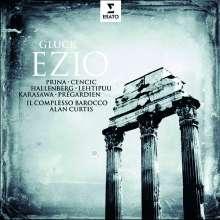 Christoph Willibald Gluck (1714-1787): Ezio (Prager Fassung 1750), 2 CDs