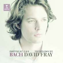 Johann Sebastian Bach (1685-1750): Partiten BWV 826 & 830, CD