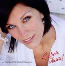 Anna-Maria Zimmermann: Einfach Anna!, CD