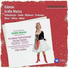 Emmerich Kalman (1882-1953): Gräfin Mariza, 2 CDs
