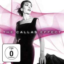Maria Callas - The Callas Effect (Luxus Edition 2CD+DVD), 2 CDs