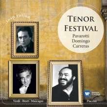 Tenor-Festival, CD