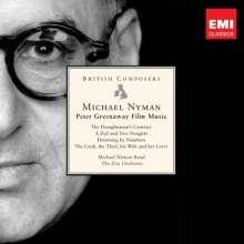 Michael Nyman (geb. 1944): Musik zu Filmen von Peter Greenaway, CD