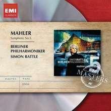 Gustav Mahler (1860-1911): Symphonie Nr.5, CD