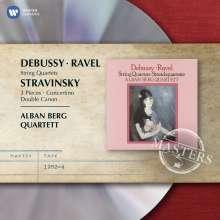 Alban Berg Quartett - Great Classical Recordings, CD
