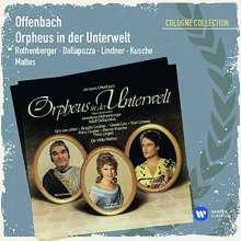 Jacques Offenbach (1819-1880): Orpheus in der Unterwelt (in dt.Spr.), 2 CDs