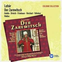 Franz Lehar (1870-1948): Der Zarewitsch, 2 CDs