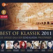 "Echo der Stars 2011 - ""Best of Klassik 2011"", 2 CDs"