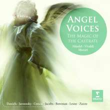Angel Voices - The Magic of Castrati, CD