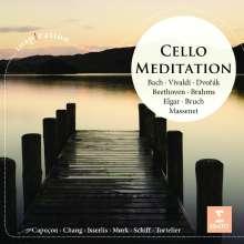 Cello Meditation, CD