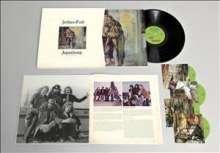 Jethro Tull: Aqualung (40th-Anniversary-Collectors-Edition) (180g), 1 LP, 2 CDs, 1 DVD-Audio und 1 Blu-ray Audio