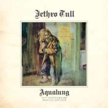 Jethro Tull: Aqualung (40th Anniversary Special Edition), 2 CDs