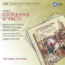 Giuseppe Verdi (1813-1901): Giovanna d'Arco, 2 CDs