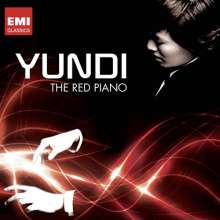Yundi - Red Piano, CD