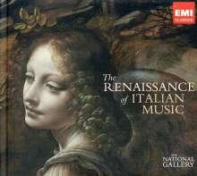 The Renaissance of Italian Music, 2 CDs