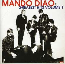 Mando Diao: Greatest Hits Vol. 1, CD