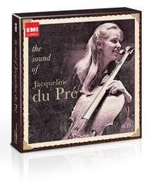 The Sound of Jacqueline du Pre, 4 CDs