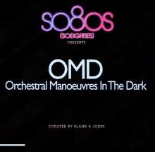 OMD (Orchestral Manoeuvres In The Dark): So80s Presents OMD (Orchestral Manoeuvres In The Dark), CD