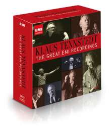 Klaus Tennstedt - Great EMI Recordings, 14 CDs