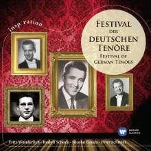 EMI Inspiration - Festival deutscher Tenöre, CD