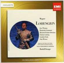 Richard Wagner (1813-1883): Lohengrin (Ausz.), CD