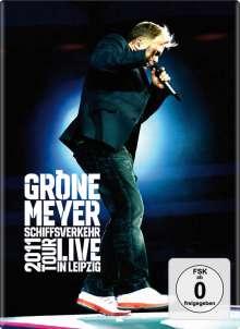 Herbert Grönemeyer: Schiffsverkehr Tour 2011 - Live in Leipzig, 2 DVDs