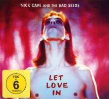 Nick Cave & The Bad Seeds: Let Love In (2011 Remaster), CD