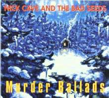 Nick Cave & The Bad Seeds: Murder Ballads (2011 Remaster), 2 CDs