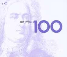 Georg Friedrich Händel (1685-1759): 100 Best Händel, 6 CDs