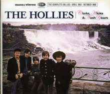 The Hollies: The Clarke, Hicks & Nash Years (April 1963 - October 1968), 6 CDs