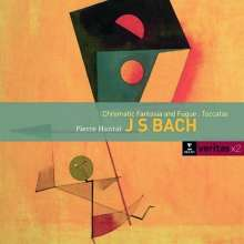 Johann Sebastian Bach (1685-1750): Chromatische Fantasie & Fuge BWV 903, 2 CDs