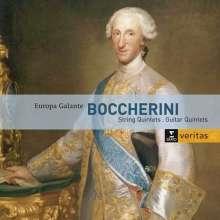 Luigi Boccherini (1743-1805): Streichquintette op.25 Nr.1,4,6 (G.295,298,300), 2 CDs