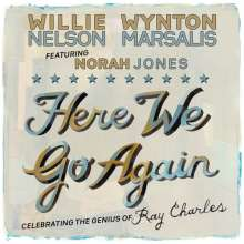 Norah Jones, Willie Nelson & Wynton Marsalis: Here We Go Again: Celebrating The Genius Of Ray Charles, CD