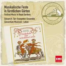 Musikalische Feste in fürstlichen Gärten, CD