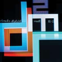Depeche Mode: Remixes 2: 81-11, CD