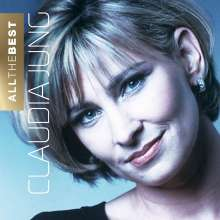Claudia Jung: All The Best, 2 CDs