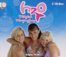 Plotzlich Meerjungfrau, 3 CDs