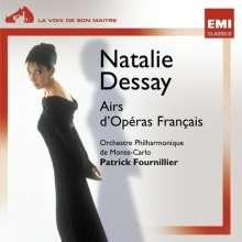 Natalie Dessay - Airs d'operas francais, CD