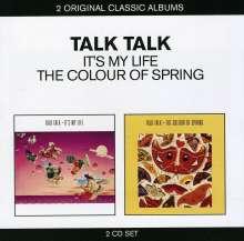 Talk Talk: 2 Original Classic Albums (It's My Life / Colour Of Spring), 2 CDs