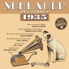 Schlager des Jahres 1935, CD
