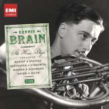 Dennis Brain - The Horn Player (Icon Series), 4 CDs