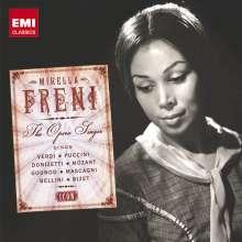 Mirella Freni - The Opera Singer (Icon Series), 4 CDs