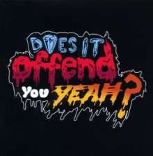 Yeah? Does It Offend You: You Have No Idea What You're Getting Yourself Into..., CD
