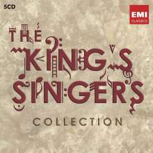 The King's Singers Collection, 5 CDs